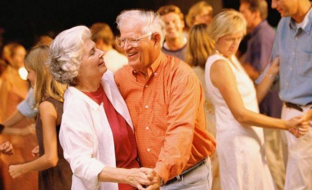 Конкурсы для пожилого возраста